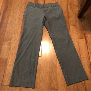 Old navy ankle trousers charcoal grey